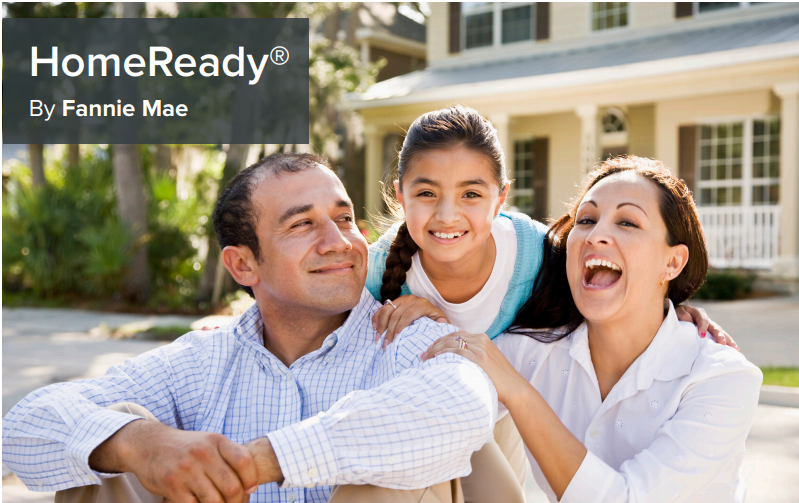 Conventional – Home Ready Loans