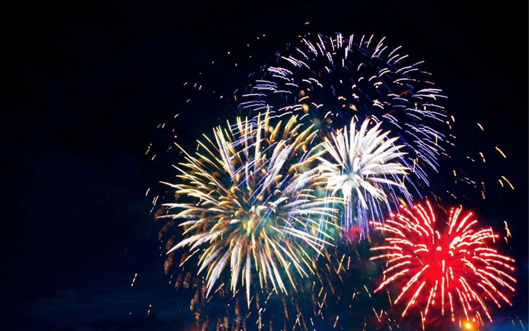 Celebrate the 4th of July in Ocean City with Patriotic Fireworks Displays
